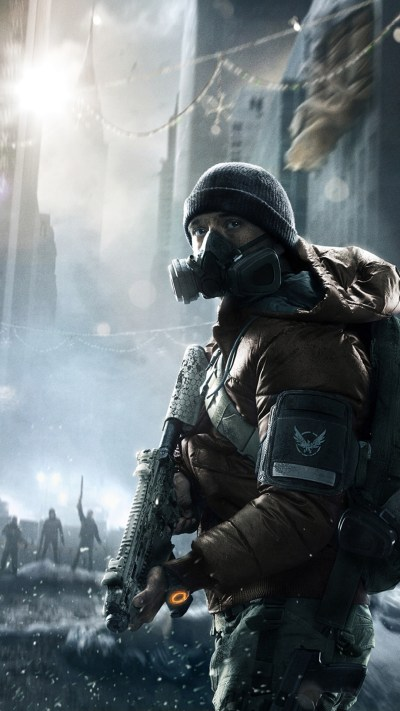 The Division HD Wallpaper For Your Mobile