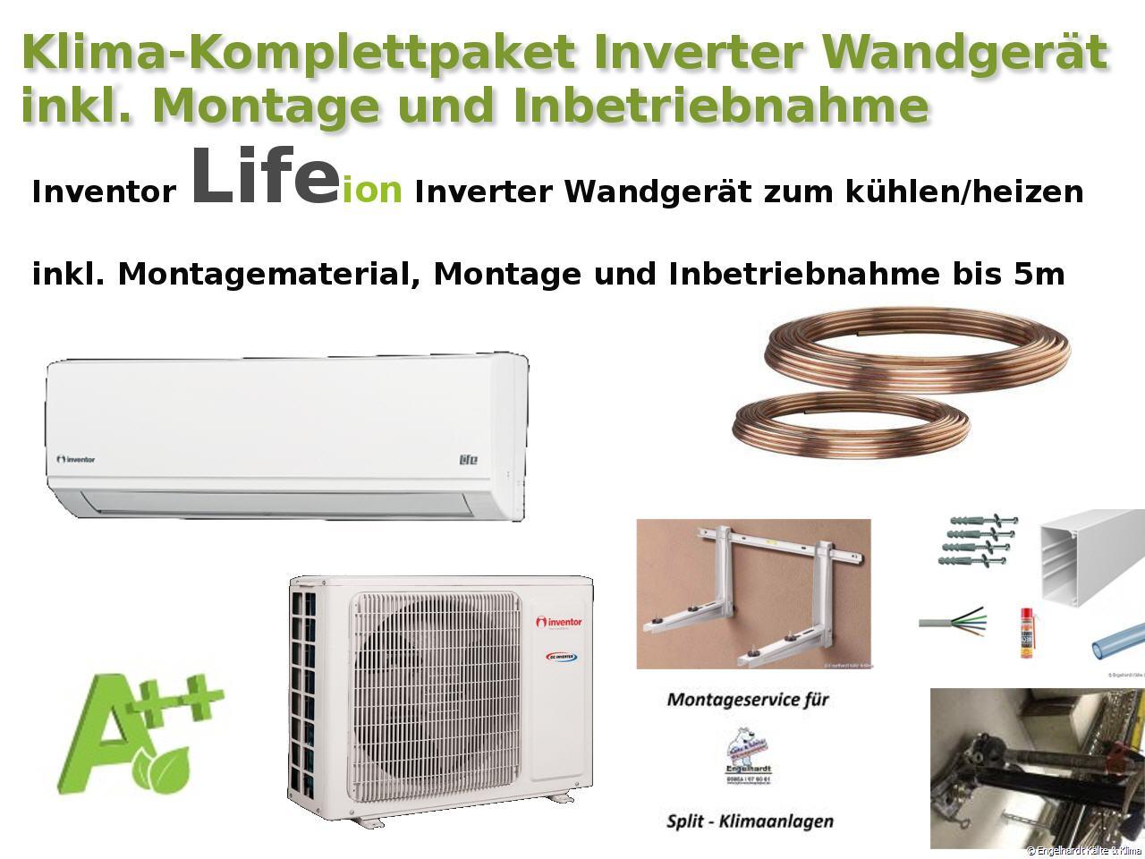 Klima Splitgerat Montage Gartenburo Bei Mainz Werner Ettwein Gmbh