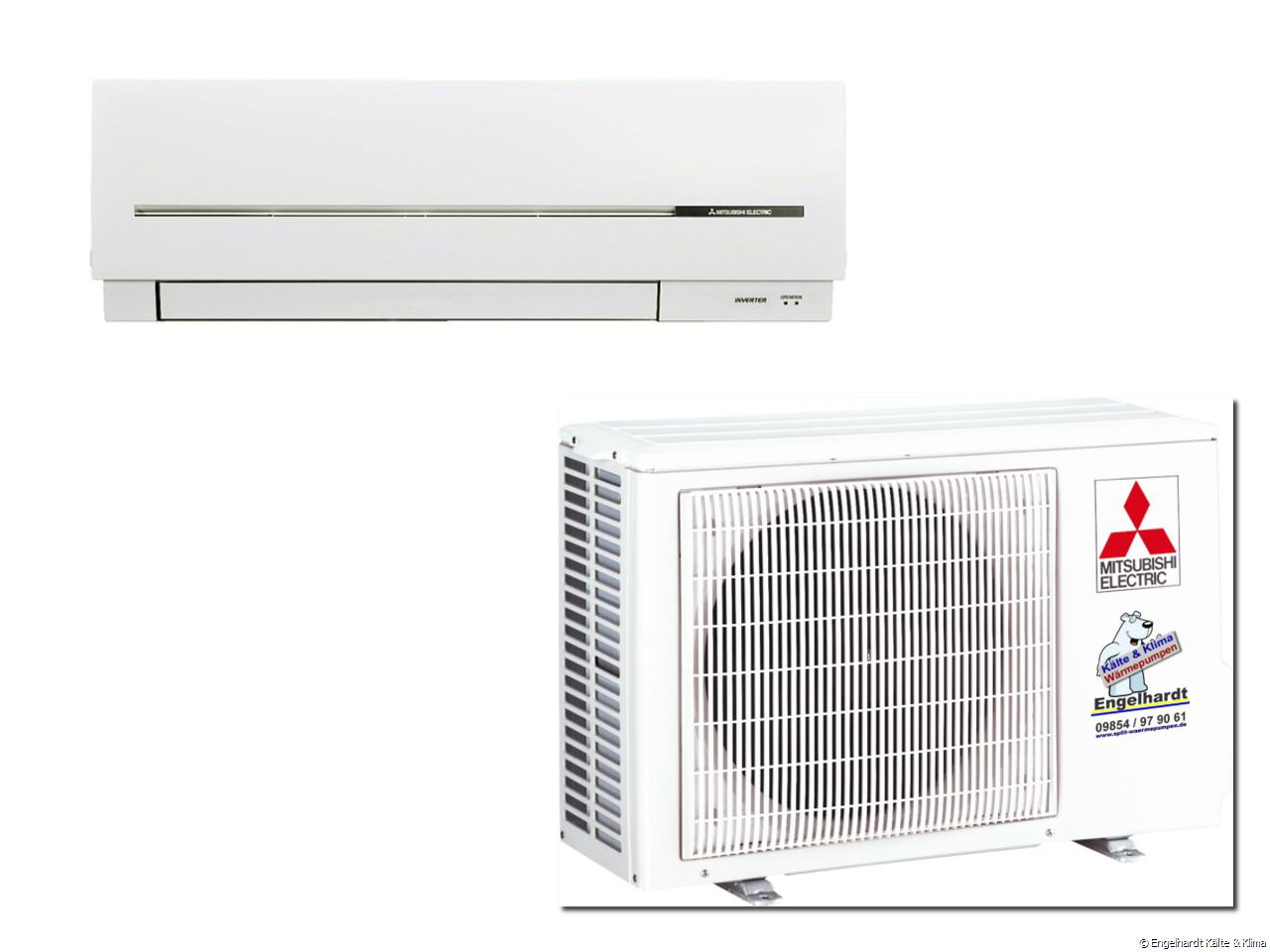 Klimaanlage Deckengerät Mitsubishi Electric Msz Sf25ve Msz Sf35ve Msz Sf42ve Msz