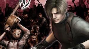 Resident Evil 4 box art