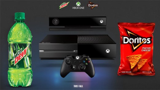 Dew Doritos XBone
