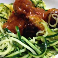"Recipe: Courgette Spaghetti... ""Courgetti"""