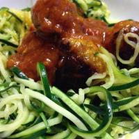 """Recipe: Courgette Spaghetti... """"Courgetti"""""""