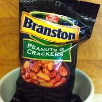 Branston Peanuts & Crackers
