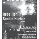 The Michigan Socialist – July/August 2003