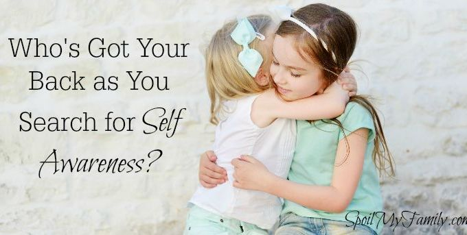 A journey to find self awareness is always a journey of many steps. As you get started, you'll need to find this one thing. www.spoilmyfamily.com #selfawareness #courage #support