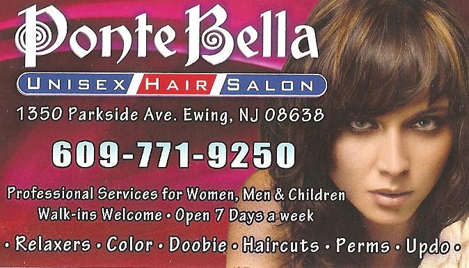 Ewing, Nj Ponte Bella Unisex Hair Salon  All  Archives