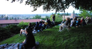 File photo of St. John's Carillon concert by Tracy Simmons - SpokaneFAVS