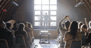 Hulu's new series 'The Path' is about a fictional cult group called the Meyerist Movement.  Hulu