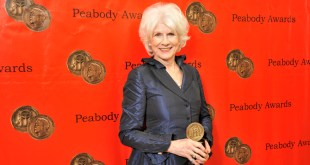 Diane Rehm poses during the 69th Annual Peabody Awards Luncheon at the Waldorf-Astoria Hotel in New York,on May 17, 2010.