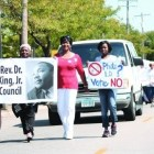 Voter ID march