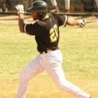 College baseball player aspires to be a major leaguer