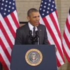 President Obama visits St. Paul