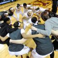 Gophers Women's basketball vs. South Dakota Coyotes in the WNIT Second Round at Williams Arena on Sunday, March 20, 2016.
