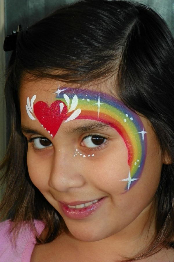Professional Templates 30 Cool Face Painting Ideas For Kids