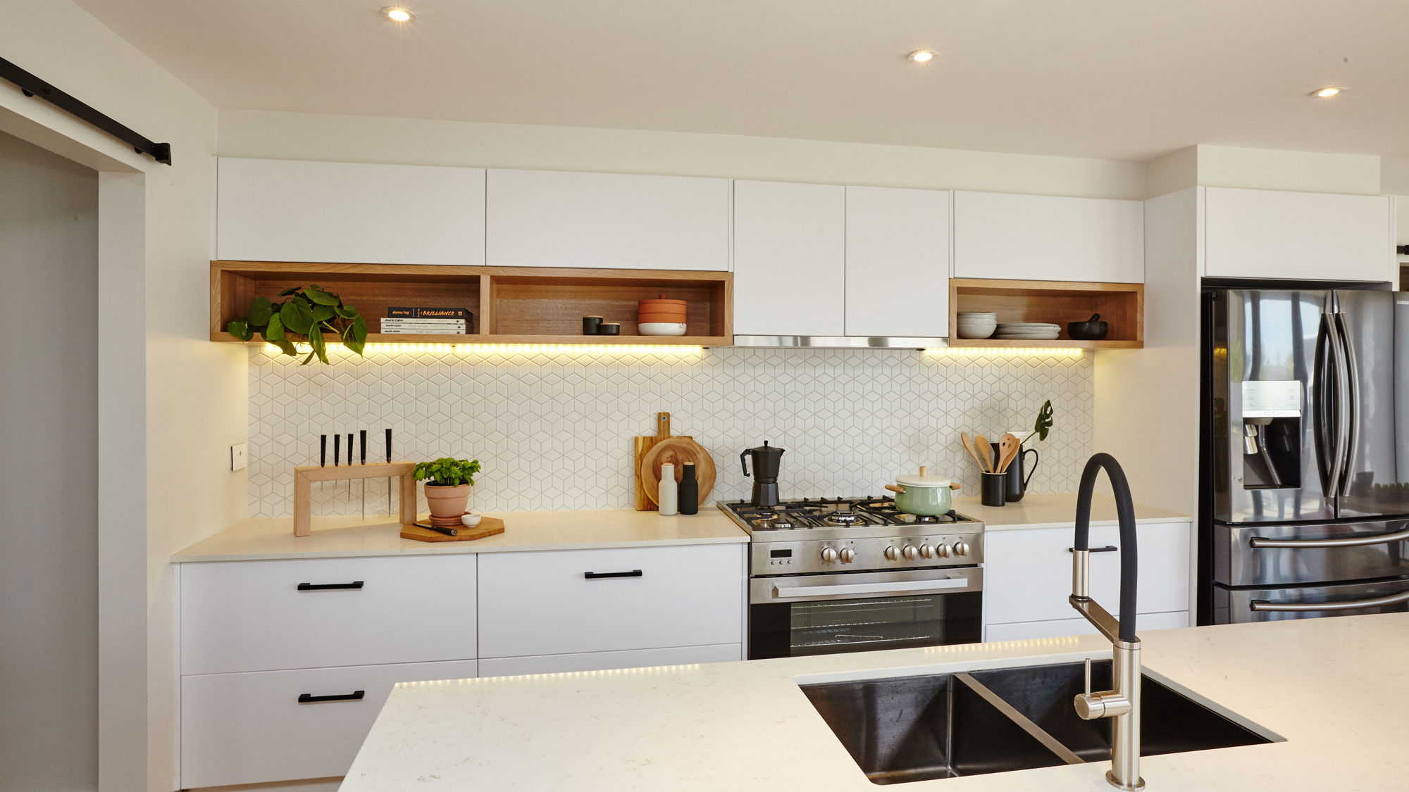 Bunnings Led Spotlight Kitchen Spotlight A Helpful Guide To Kitchen Lighting Design