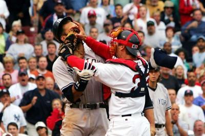 MLB Baseball: New York Yankees vs. Boston Red Sox - April 27, 2017   The Spooky Express
