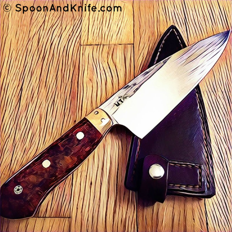 A Serenity Knives knife