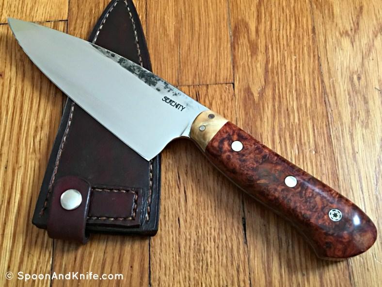 A Serenity Knives knife