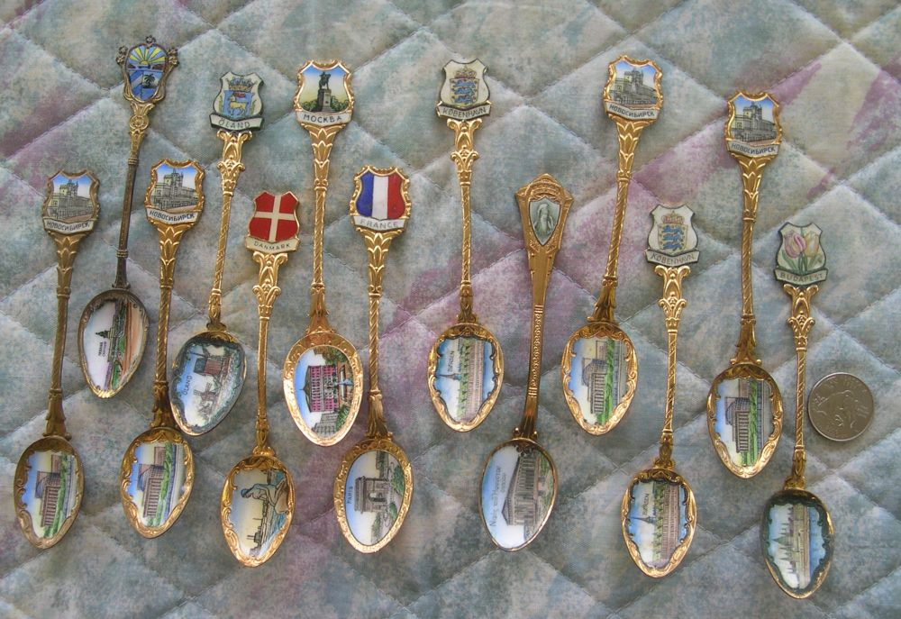 Spoons From Eastern Europe