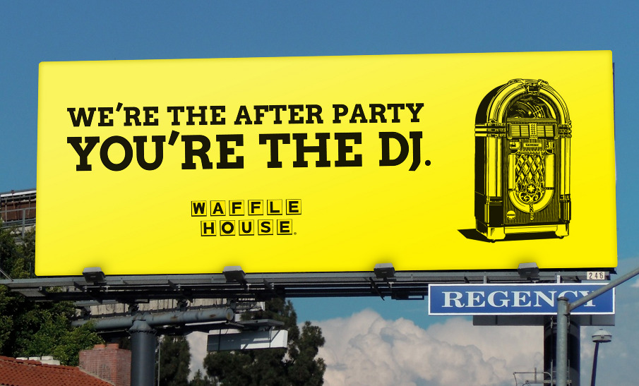 31 Reasons Why We Love Waffle House - House Advertisements