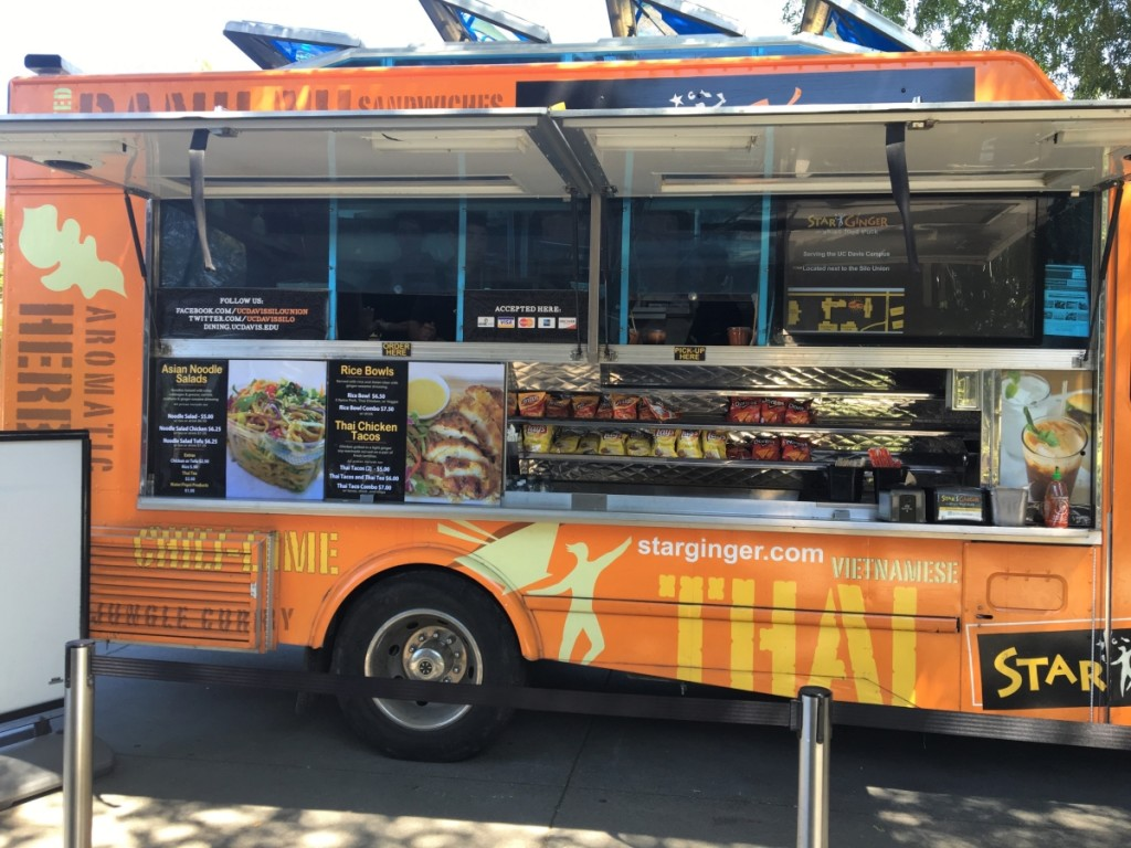 Japanese Cuisine Food Truck A Definitive Guide To The Food Trucks On Campus