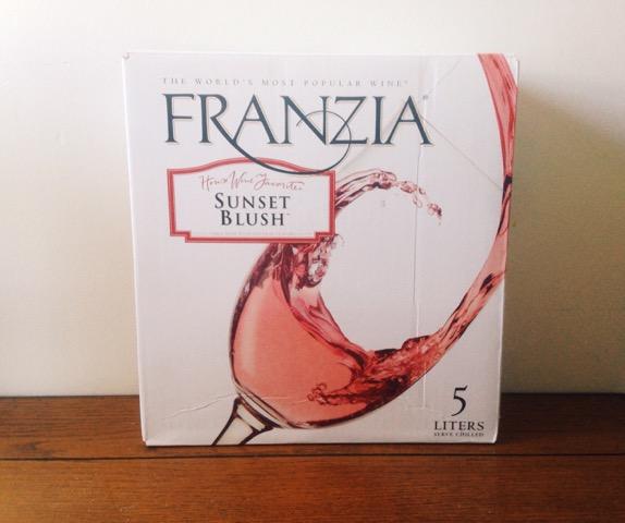 Franzia Versus Vella Boxed Wine Taste Test