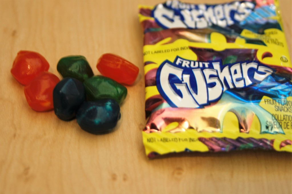 An Unofficial Ranking Of Your Favorite Childhood Fruit - Fruit Snacks