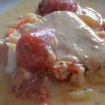 curry de poisson minceur