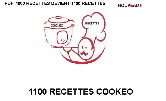 1000 recettes cookeo devient 1100 recettes pdf t l charger - Telecharger recette de cuisine algerienne pdf ...