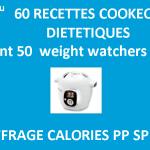 60 recettes cookeo diététiques