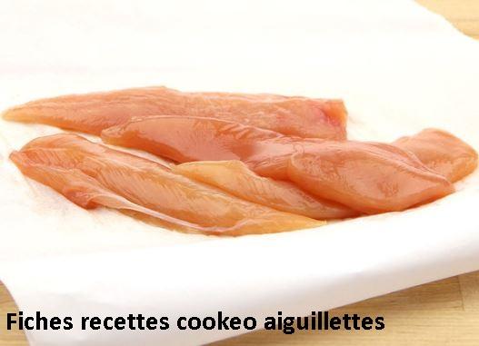 Fiches recettes cookeo aiguillettes PDF gratuit