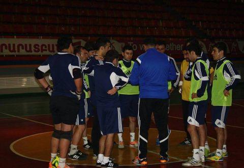 Armenia National Squad Travels To Estonia Newsam Sport