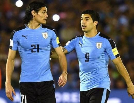 Afbeeldingsresultaat voor liste des 23 joueurs de l'uruguay