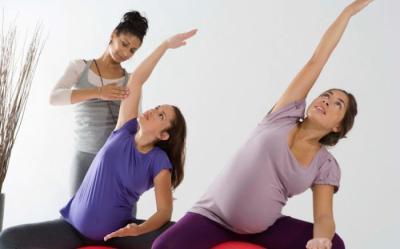 Las mejores actividades físicas para embarazadas