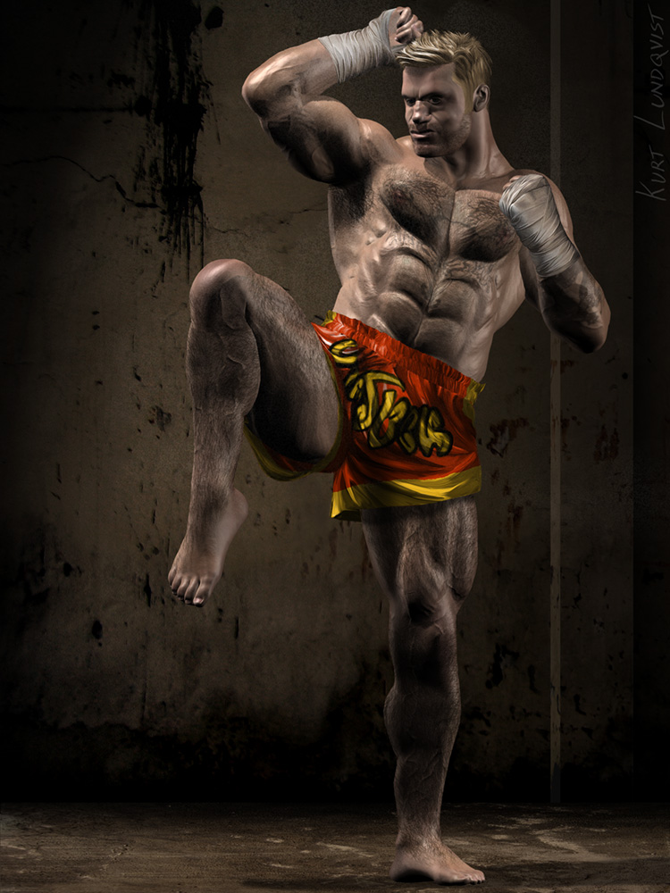 Mortal Kombat Wallpaper 3d Arte Deportivo De Kurt Lundqvist Ii Sport And Art