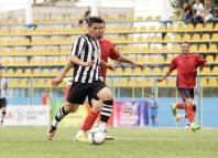 Juventus - CS Balotești 0-1 / Cazan