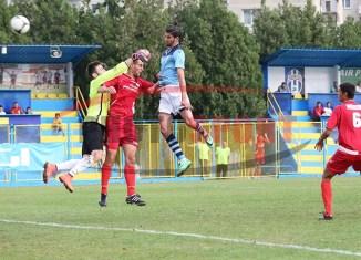 Juventus - Gloria Popești Leordeni 2-1 / Gol Răducu