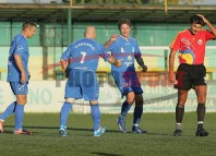 Victoria - Athletico Floreasca 2-3 / Răzvan Paraschiv