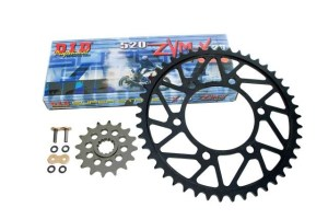 DID 530 ZVM-X Chain and Sprocket Kit Kawasaki ZX-14R