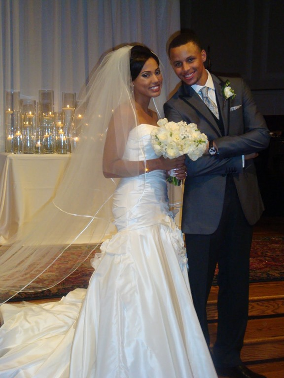 ayesha curry and stephen curry wedding