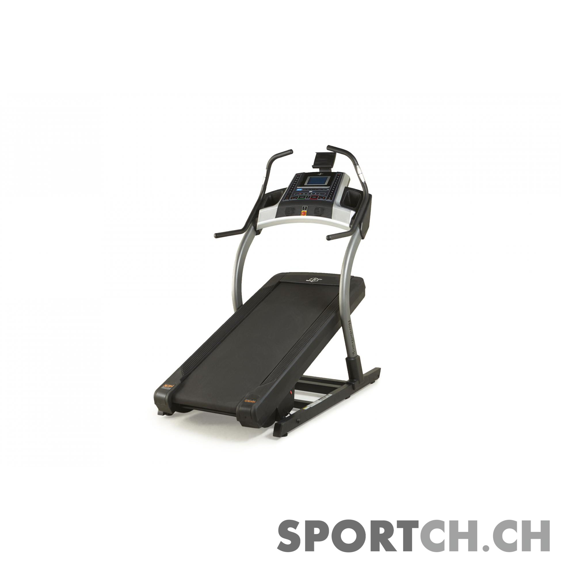 Tapis Course Nordictrack Tapis De Course Nordictrack Incline Trainer X7i Nordictrack