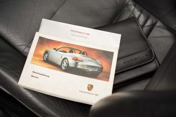 Porsche Boxster Preto-14
