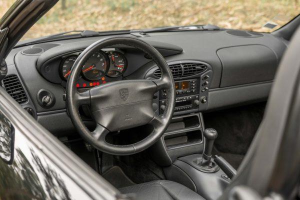 Porsche Boxster Preto-7