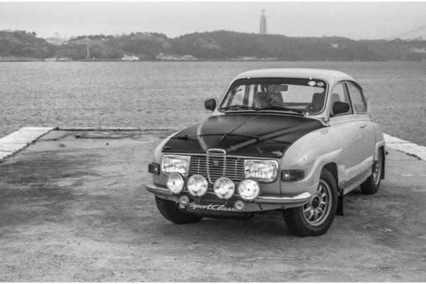 Saab 96 V4 Rally-4