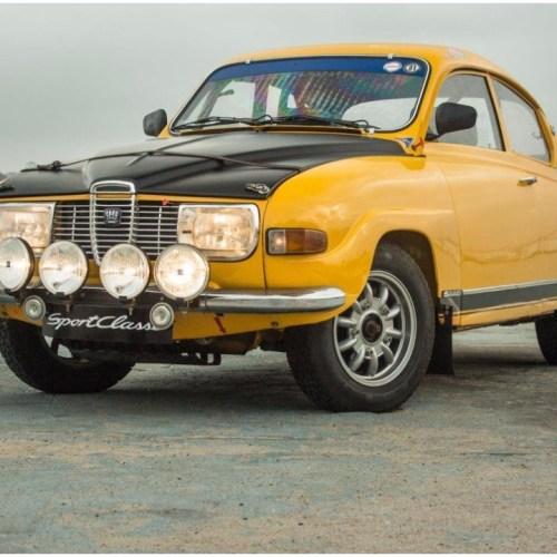 Saab 96 V4 Rally-5