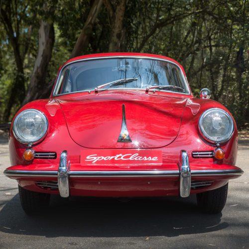 Porsche 356 C-24