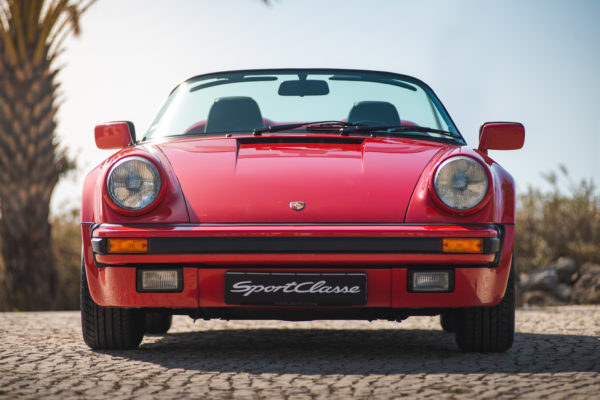 Porsche 964 Speedster Vermelho-20