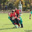 Vremea rea a adus amânarea etapei a II-a a Campionatului Național Feminin de Rugby în 7
