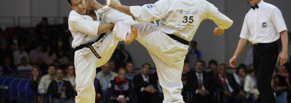 Campionatul Mondial de Karate Kyokushin are loc la Sibiu